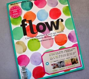 Magazine FLOW france