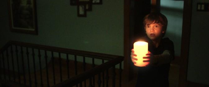 Dans le noirde David F. Sanderg – la peur primitive