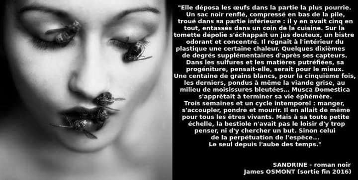 Sandrine de JamesOsmont