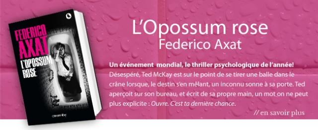 L'opossum Rose de FedericoAxat