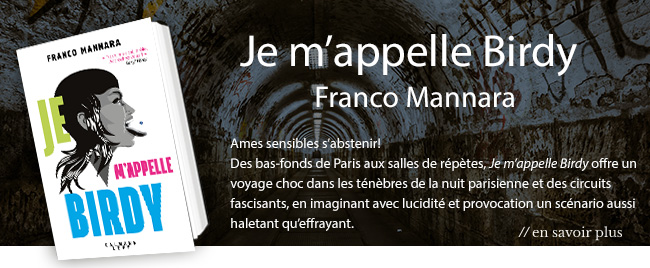 Je m'appelle Birdy de Franco Mannara