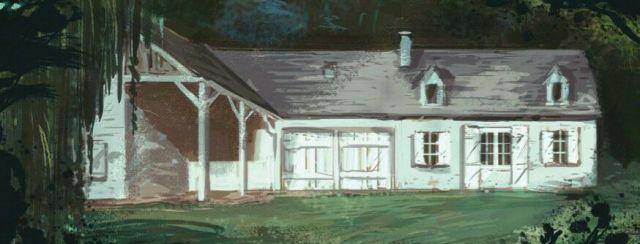 Une si jolie maison de CassandraBouclé