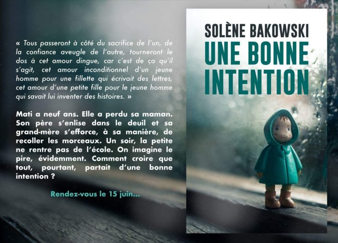 Une bonne intention de Solène Bakowski