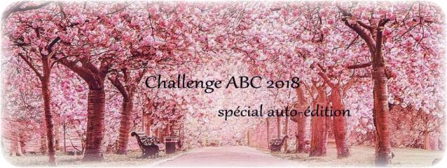 Challenge ABC 2018 spécialauto-édition