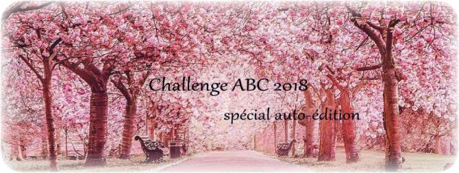 Challenge ABC 2018 spécial auto-édition
